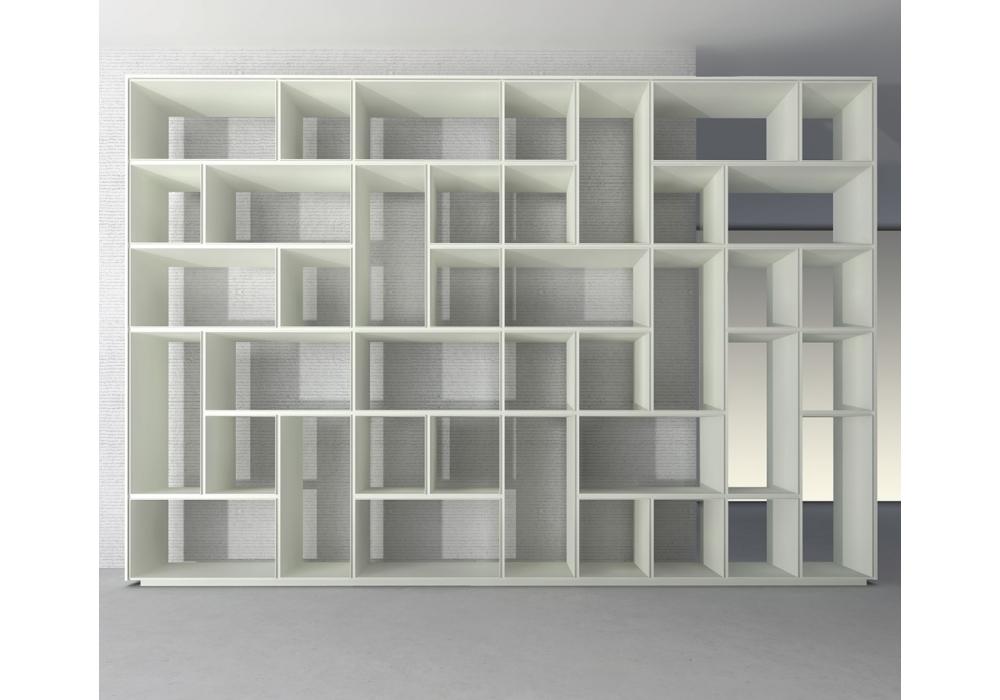 Opus Libreria Con Vani A Giorno Rimadesio - Milia Shop