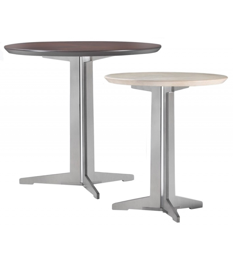 Fly round small table flexform milia shop for Table exit fly