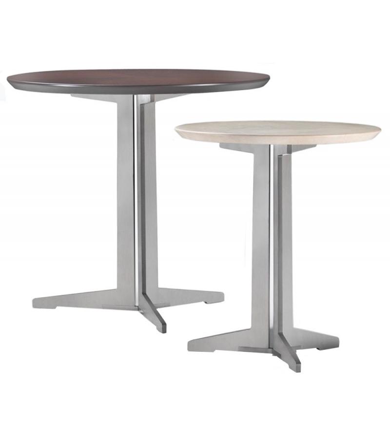 fly tavolino rotondo flexform milia shop. Black Bedroom Furniture Sets. Home Design Ideas