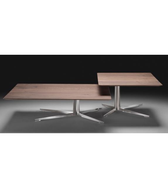 Fly Table De Côté Carrée Flexform