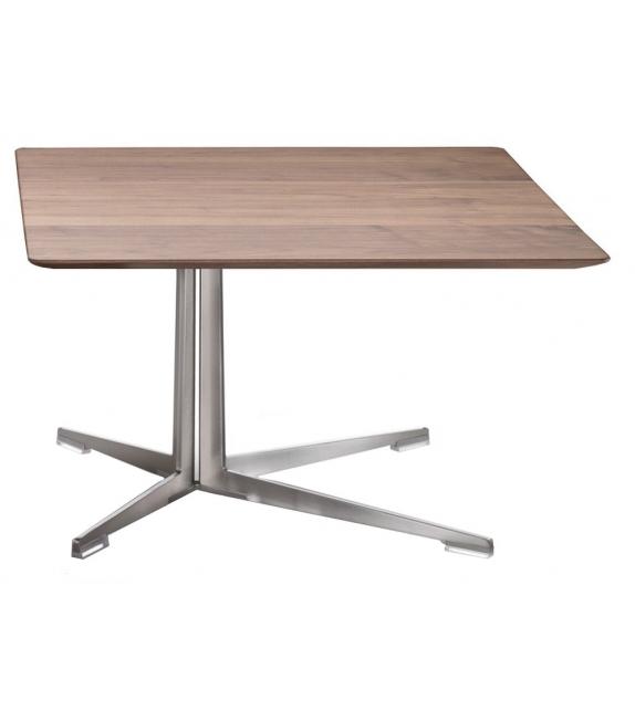 Fly Tavolino Di Servizio Quadrato Flexform