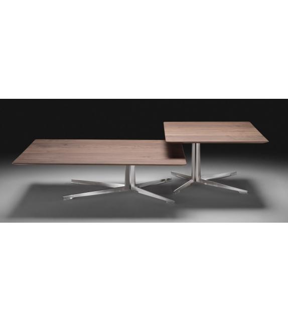 Fly Table De Côté Rectangulaire Flexform