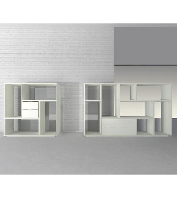Opus Bookcase Rimadesio