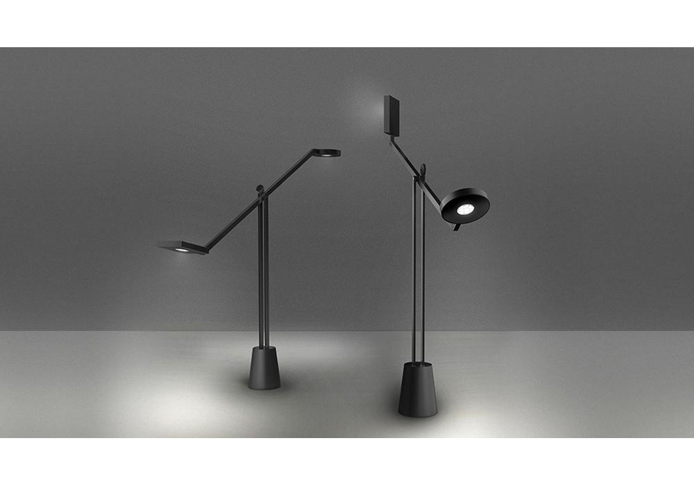 equilibrist lampe de table artemide milia shop. Black Bedroom Furniture Sets. Home Design Ideas