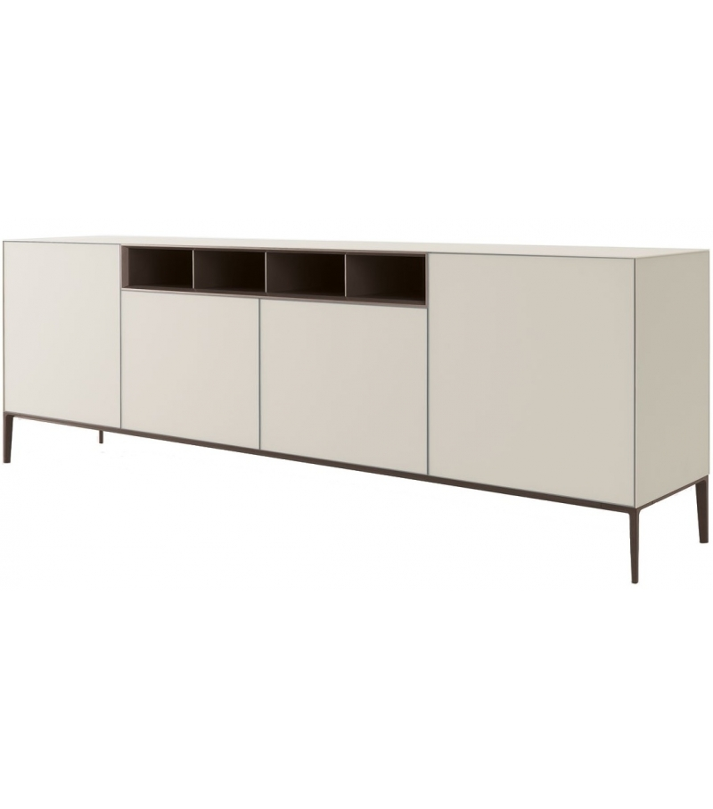 Self Up Sideboard With Open Modules Rimadesio - Milia Shop