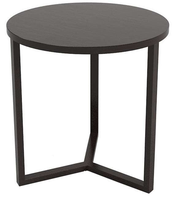Jiff Table Basse Ronde Flexform