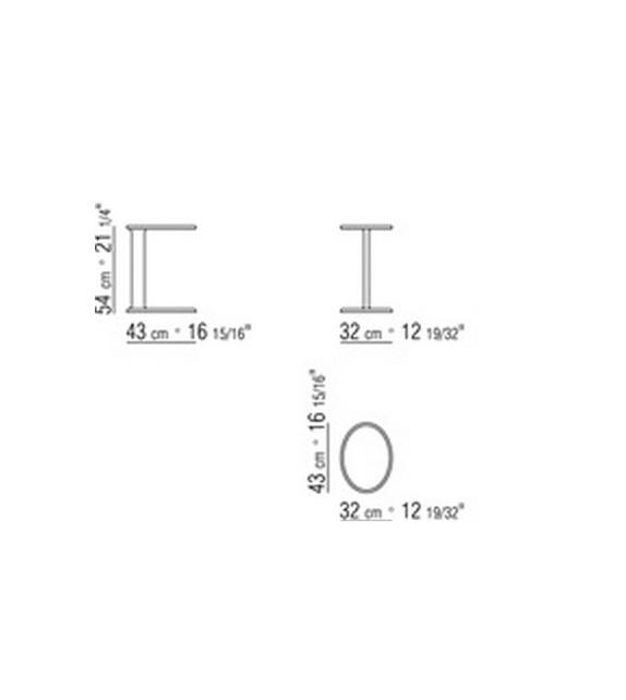 Oliver Small Table Flexform