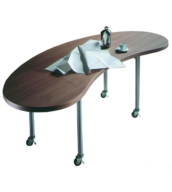 Mixer Table With Castors Flexform
