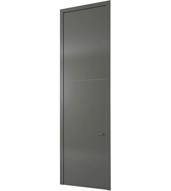 Link+ Porta Battente Con Sopraluce Rimadesio
