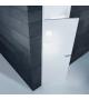 Link+ Slim Porta Battente Con Sopraluce Rimadesio