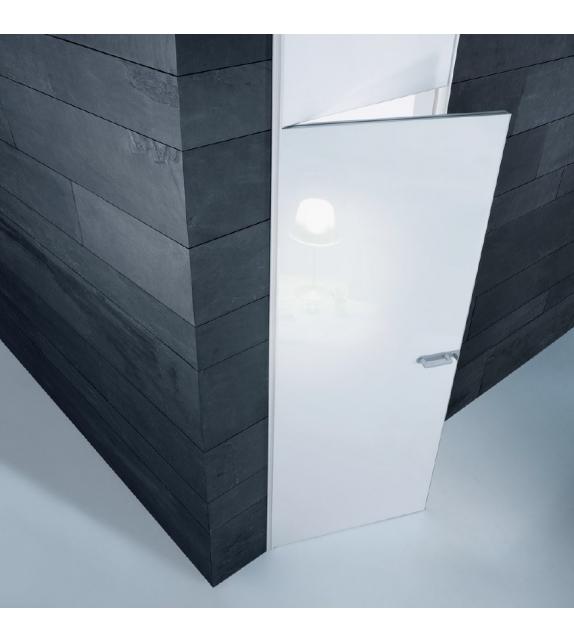 Link+ Slim Tür Mit Der Oberlicht Rimadesio - Milia Shop