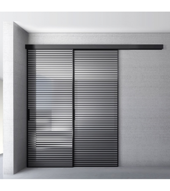 Stripe Sliding Door Rimadesio