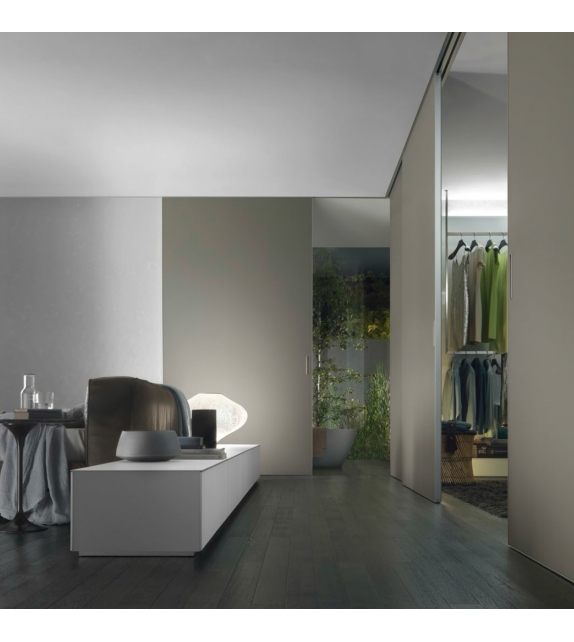 Graphis Light Sliding Door Rimadesio