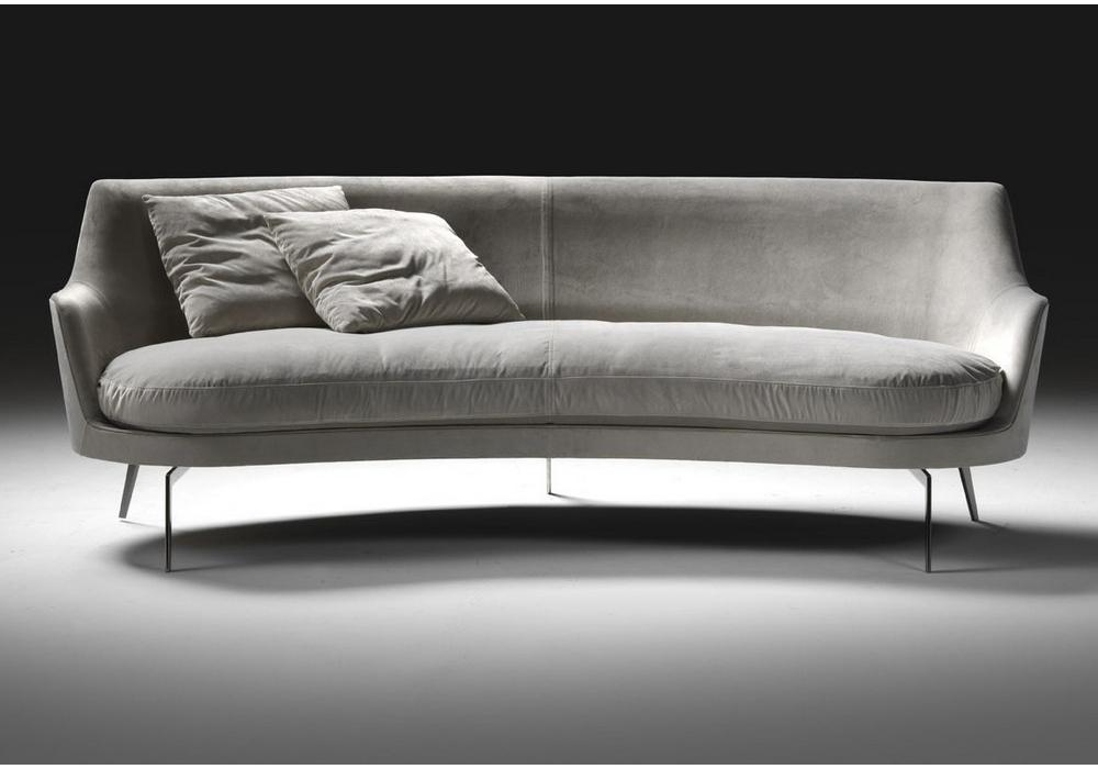 Guscio divano flexform milia shop - Rivestimento divano costo ...