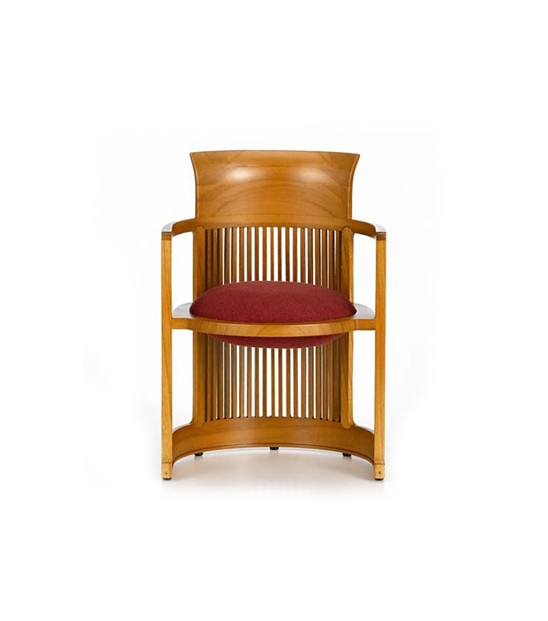 Barrel chair miniature, Frank Lloyd Wright