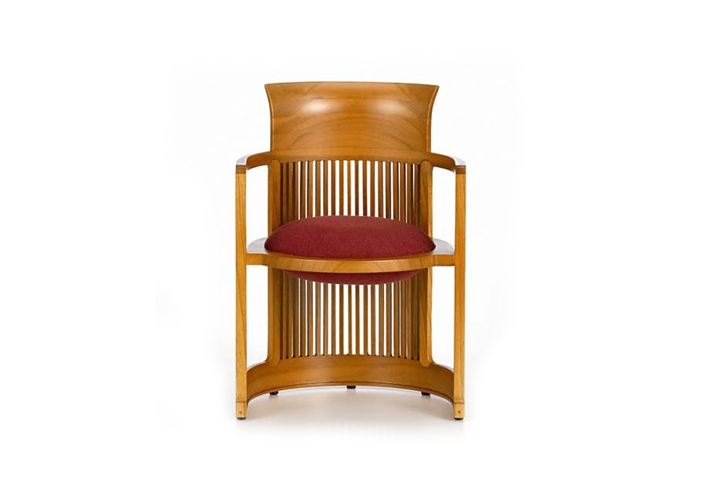 miniature barrel chair frank lloyd wright milia shop. Black Bedroom Furniture Sets. Home Design Ideas