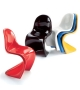 Miniature Panton Chairs (set di 5)