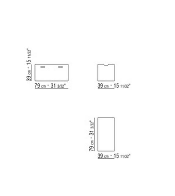 Box Behälter Flexform
