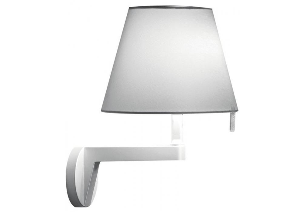 Melampo lampada da parete artemide milia shop - Lampade parete artemide ...