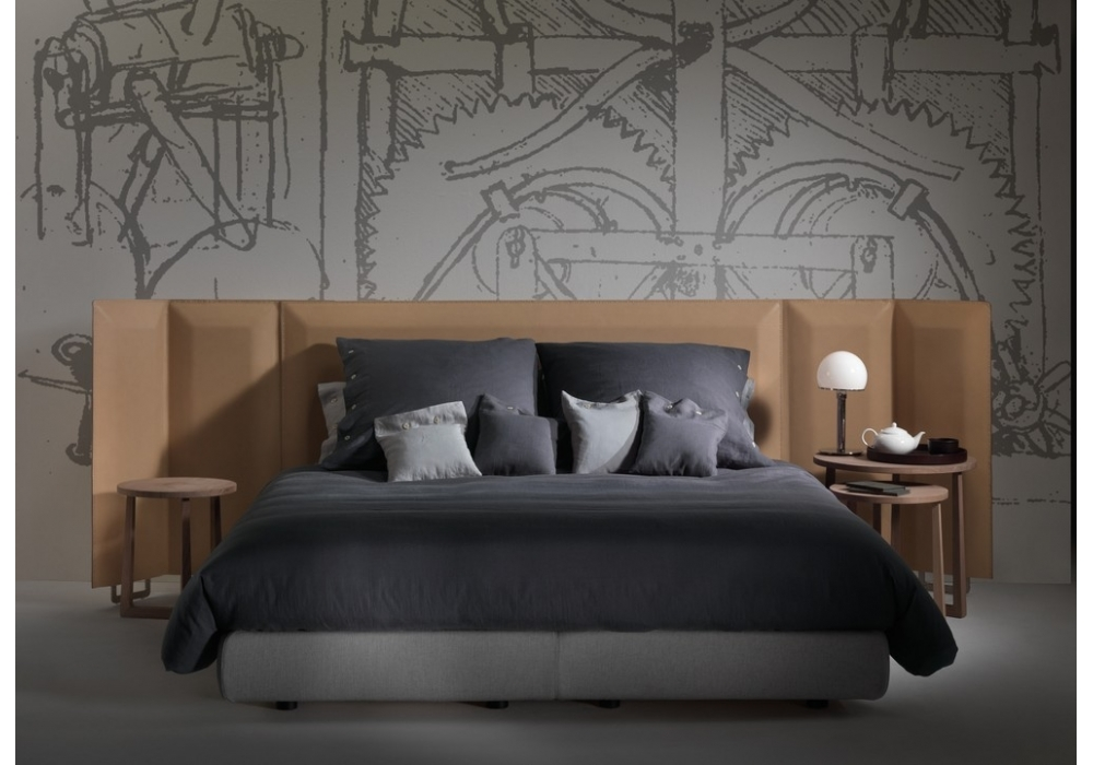 eden plus letto flexform milia shop. Black Bedroom Furniture Sets. Home Design Ideas