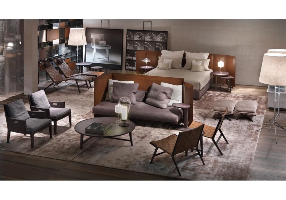 Eden Plus Bed Flexform Milia Shop