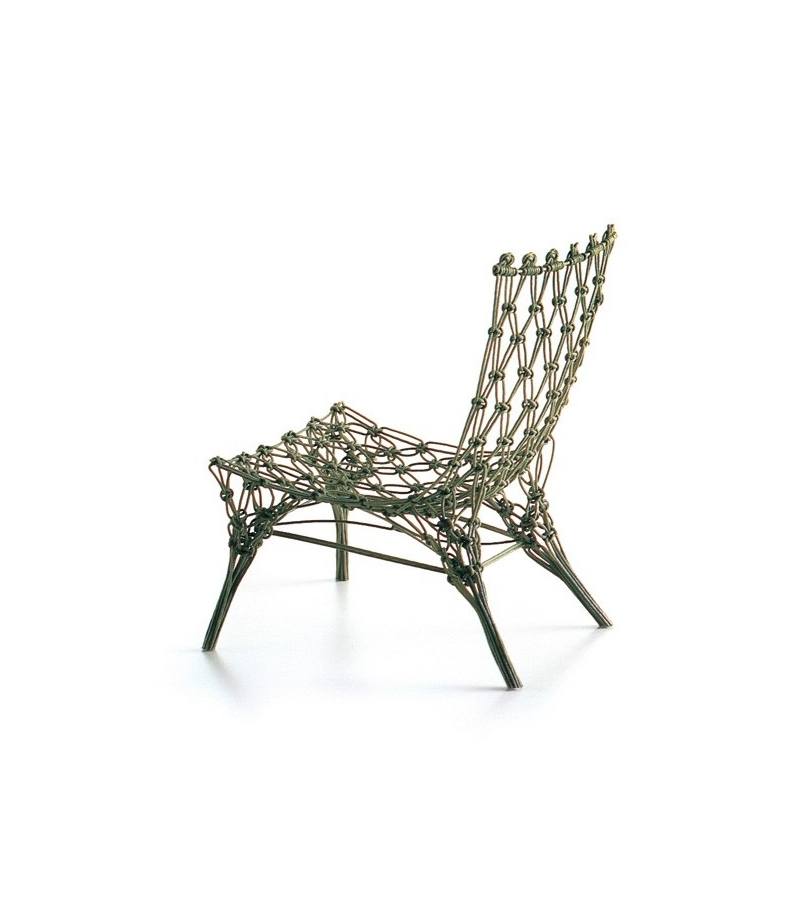 Miniature Knotted chair, Wanders