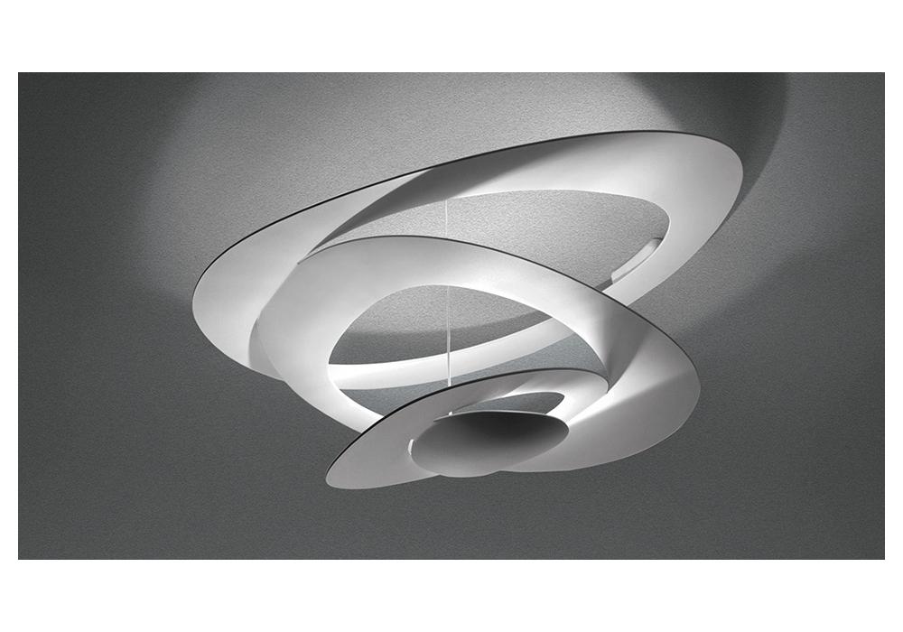 pirce led plafonnier artemide milia shop. Black Bedroom Furniture Sets. Home Design Ideas