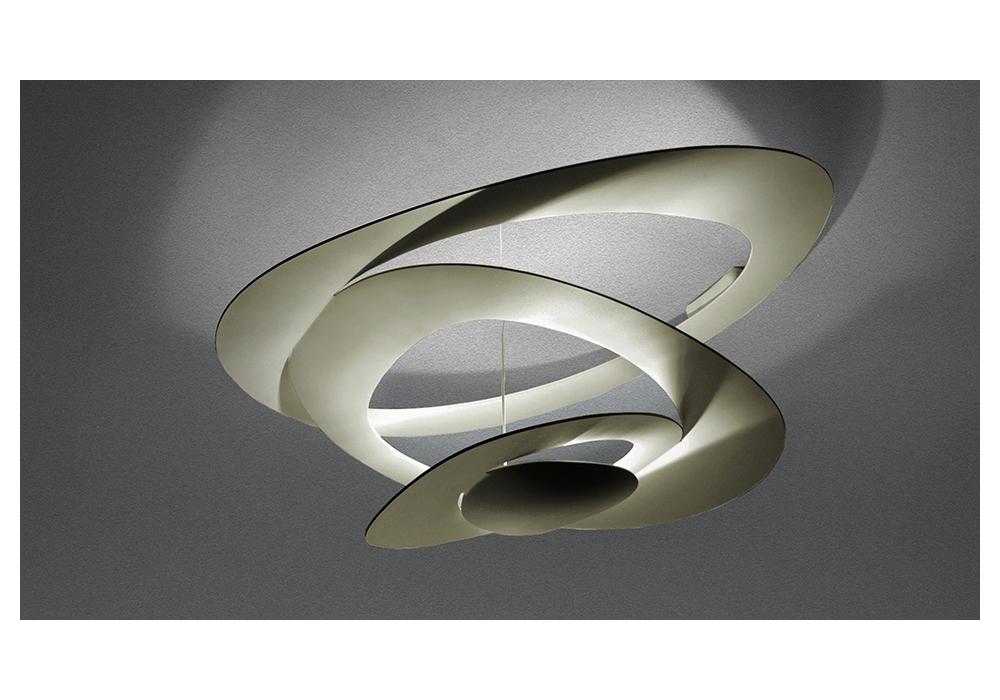 Lampade Da Soffitto A Led Artemide : Pirce led lampada da soffitto artemide milia shop