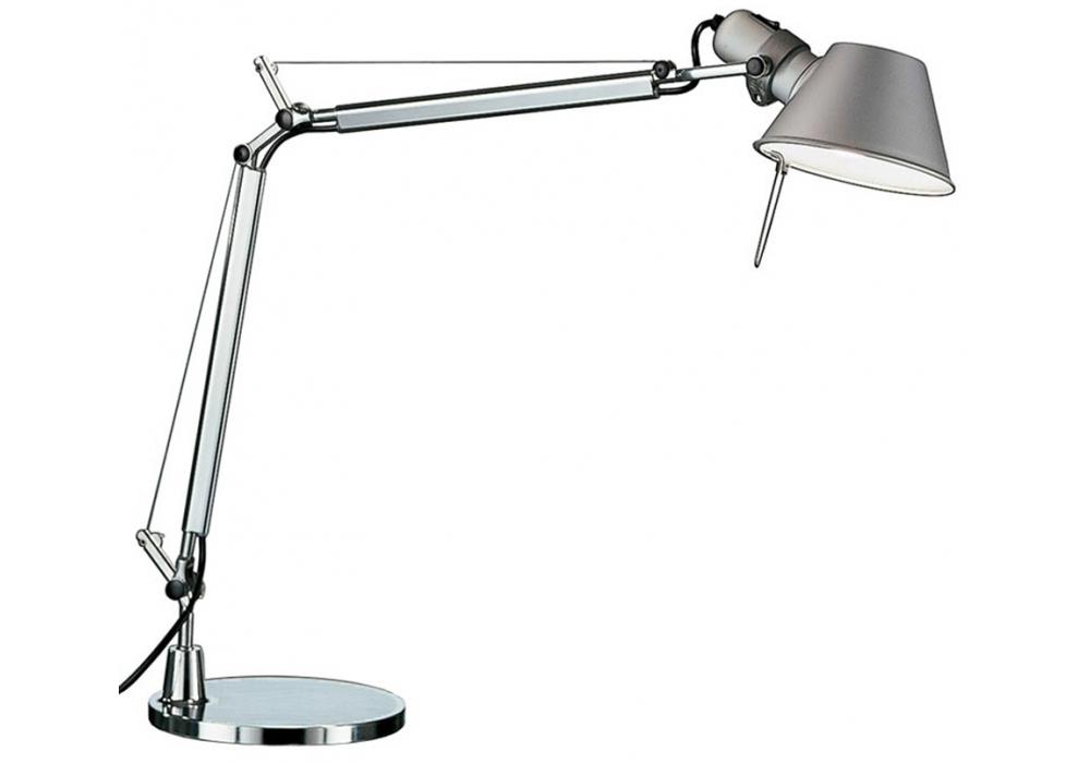 tolomeo midi led lampada da tavolo artemide milia shop. Black Bedroom Furniture Sets. Home Design Ideas