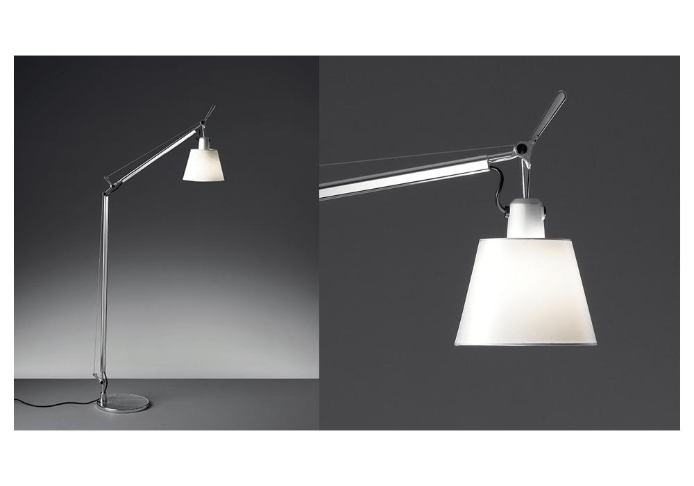 tolomeo basculante lettura floor lamp artemide milia shop. Black Bedroom Furniture Sets. Home Design Ideas