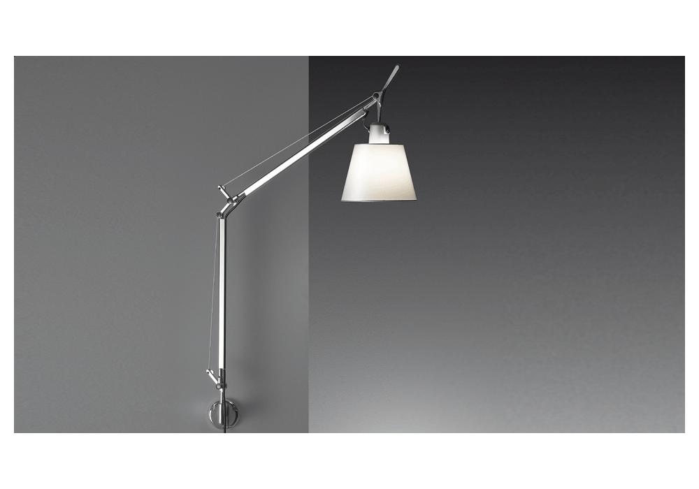Tolomeo basculante lampada da parete artemide milia shop - Lampada parete artemide ...