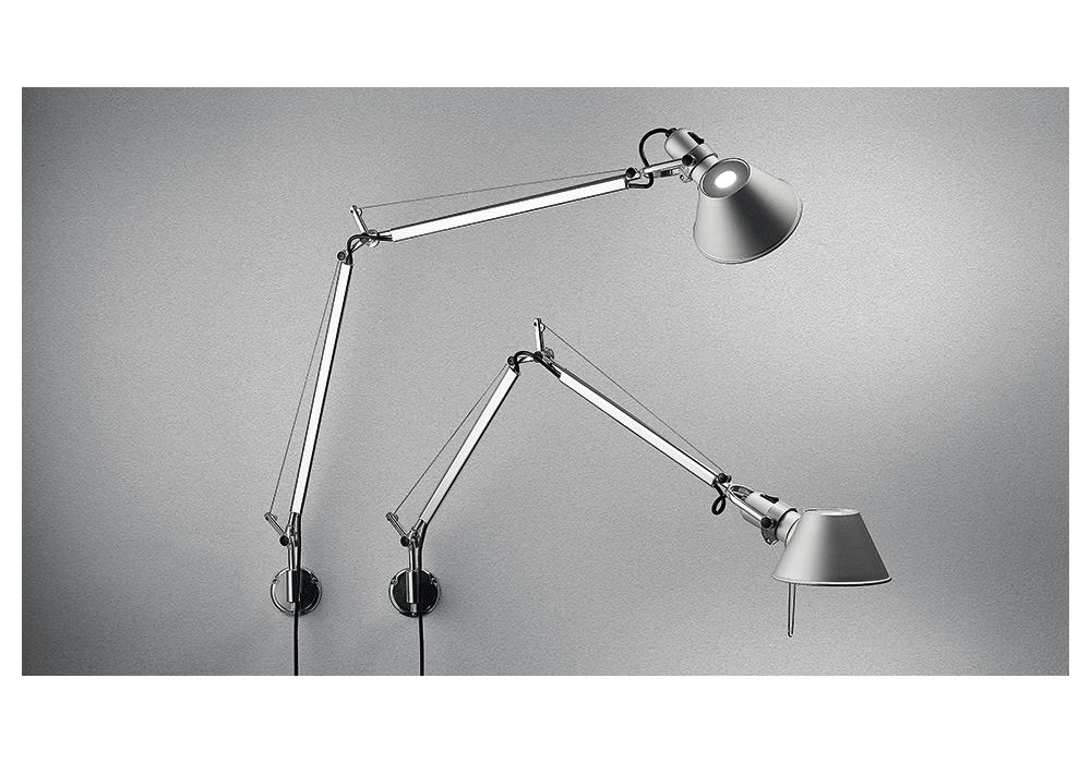 Tolomeo micro lampada da parete artemide milia shop - Lampada parete artemide ...