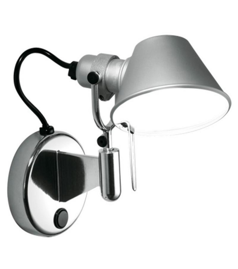 Tolomeo Micro Faretto Wall Lamp Artemide Milia Shop