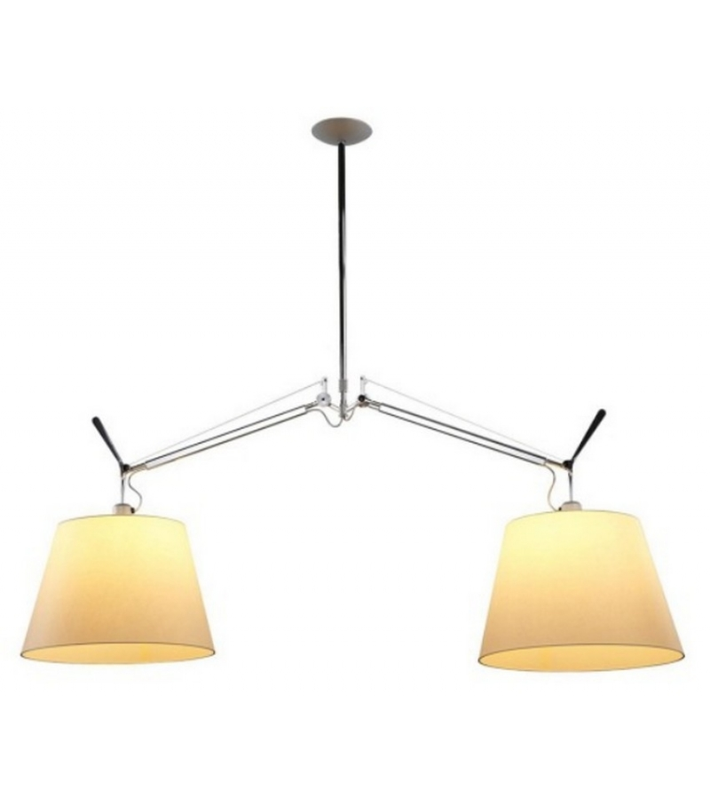 tolomeo basculante suspension lamp artemide milia shop. Black Bedroom Furniture Sets. Home Design Ideas