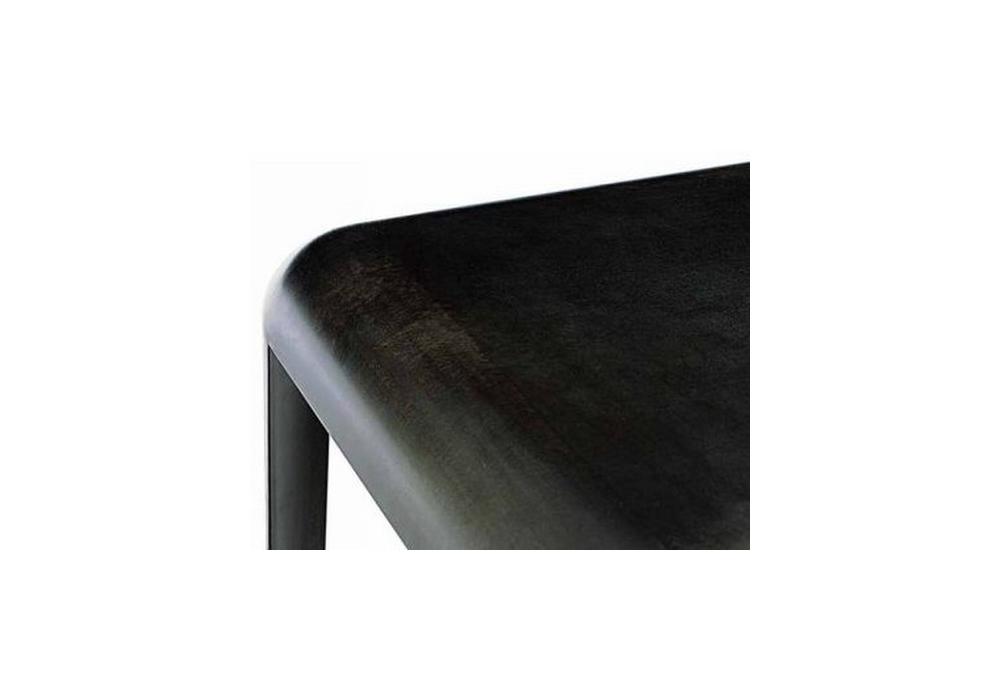 Ferro tavolo quadrato outdoor porro milia shop for Ferro tubolare quadrato prezzo