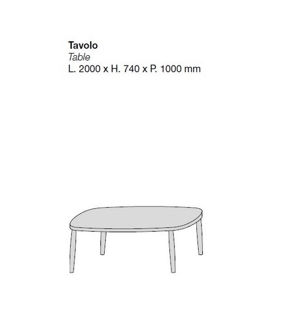 Porro Galileo Table