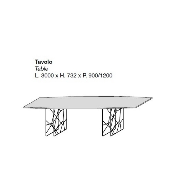 Synapsis Porro Table
