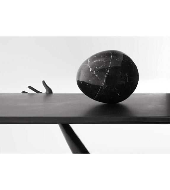Leda Black Label Petite Table-Sculpture BD Barcelona Design
