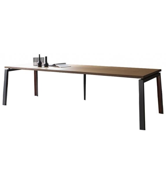 Ipe Wooden Top Table Porro