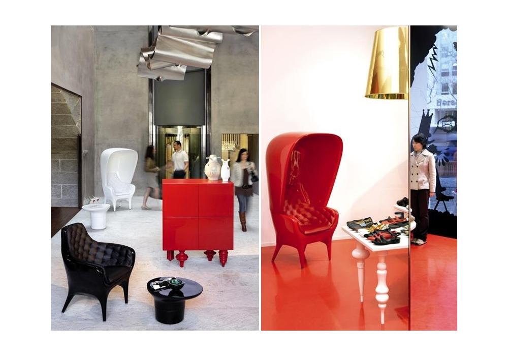 Showtime sessel indoor bd barcelona design milia shop - Showtime design ...