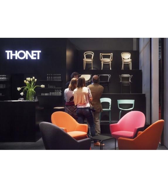 S 832 Thonet Poltrona