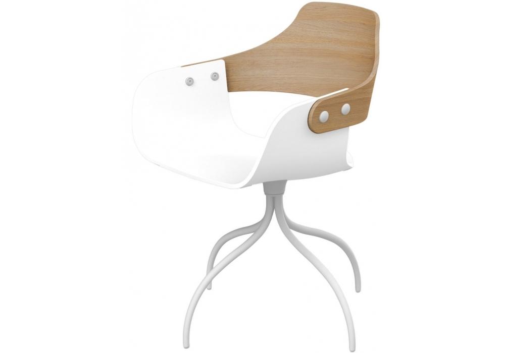 Awe Inspiring Showtime Swivel Chair Bd Barcelona Design Milia Shop Creativecarmelina Interior Chair Design Creativecarmelinacom