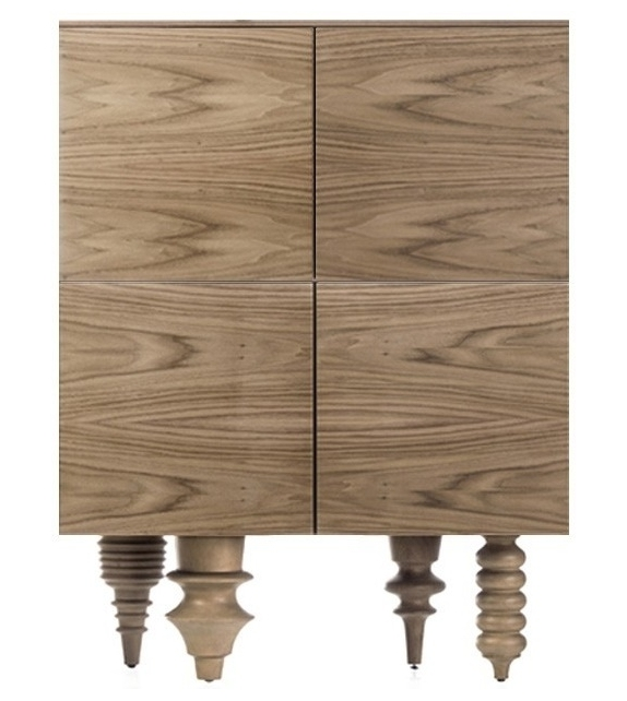 Multileg Cabinet Showtime High Sideboard BD Barcelona Design