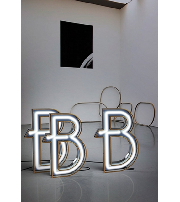 Graphic Collection ‐ Letter B Neon DelightFULL