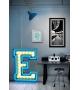 Graphic Collection ‐ Letter E Lamp DelightFULL