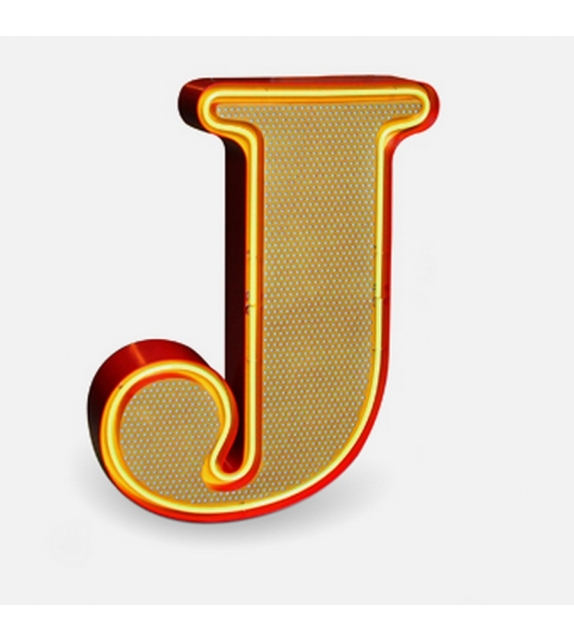 Graphic Collection ‐ Letter J Lamp DelightFULL