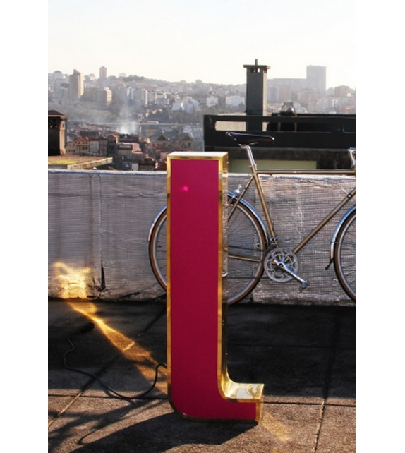 Graphic Collection ‐ Letter L LED-Lampe DelightFULL