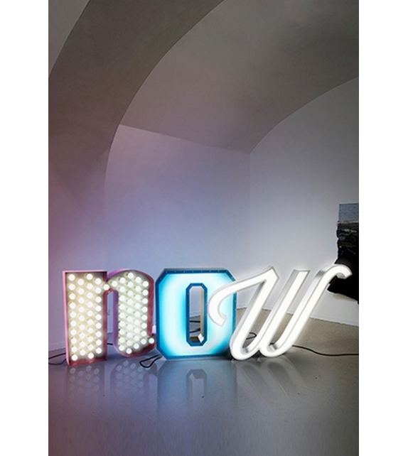 Graphic Collection ‐ Letter N Lampe DelightFULL