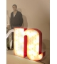 Graphic Collection ‐ Letter N Lamp DelightFULL