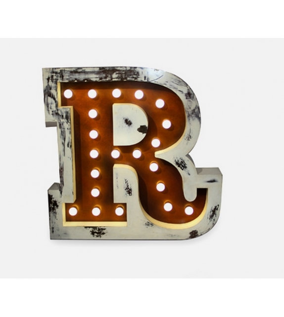 Graphic Collection ‐ Letter R Lampe DelightFULL